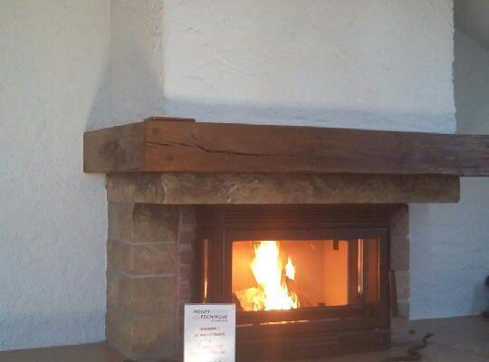 insert cheminée